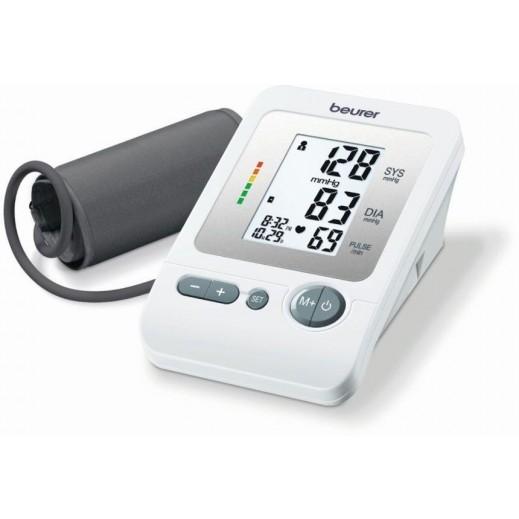 بيورير – جهاز قياس ضغط الدم من أعلى الذراع