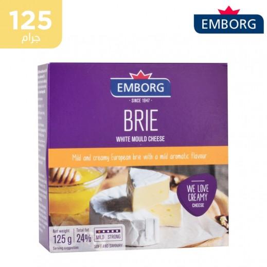إيمبورج قالب جبن أبيض طري 125 جم