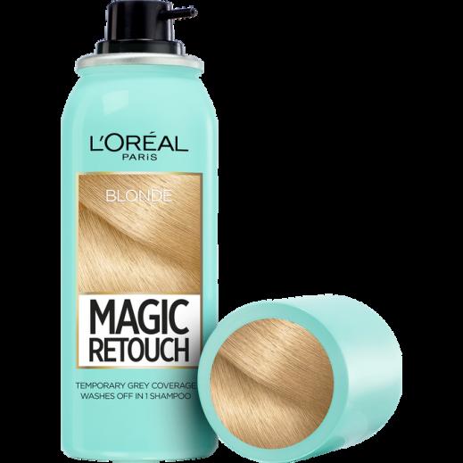 لوريال – صبغة شعر رتوش غير دائمة بخاخة لون أشقر