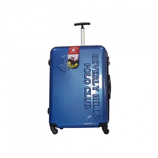 ييفرلي هيلز بولو كلوب - حقيبة سفر آيربورت حجم متوسط - 66 × 39 × 29  سم - أزرق