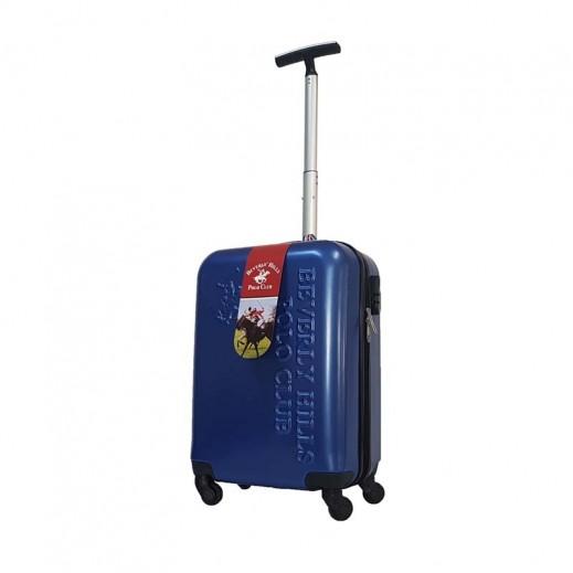 ييفرلي هيلز بولو كلوب - حقيبة سفر آيربورت حجم كبير - 76 × 45 × 31 سم  - أزرق