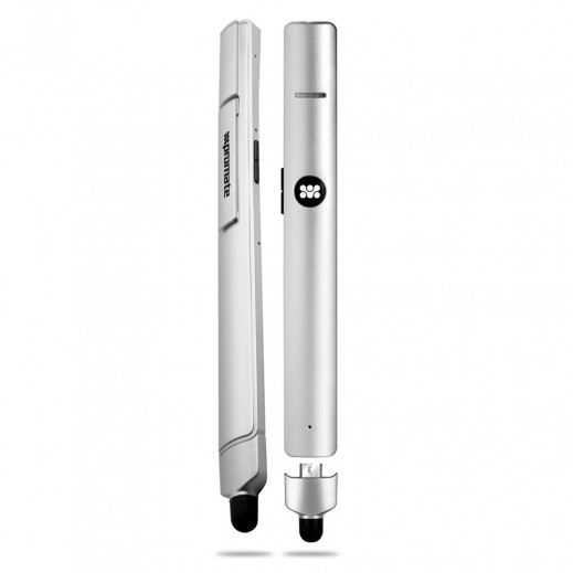 بروميت BLUEPEN2 جهاز اتصال يدوي ستيريو لاسلكي متعدد الوظائف مع قلم لمس للشاشة