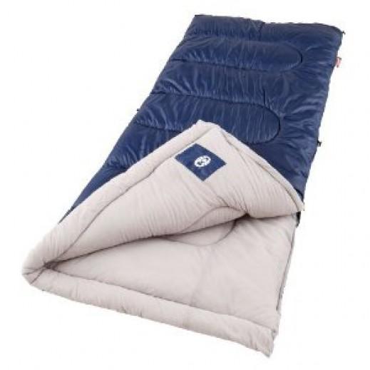 كولمان – كيس النوم – أزرق داكن