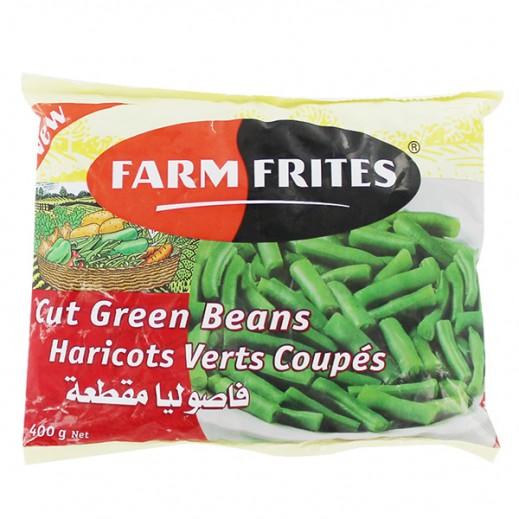 فارم فريتس – فاصوليا خضراء مقطعة مجمدة 400 جم