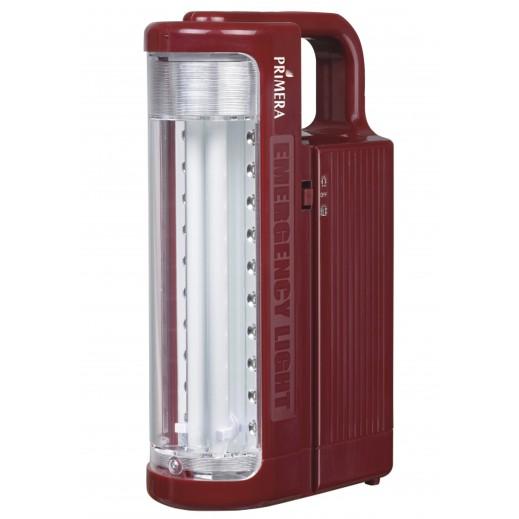برايميرا مصباح طوارئ LED مشرق قابل للشحن
