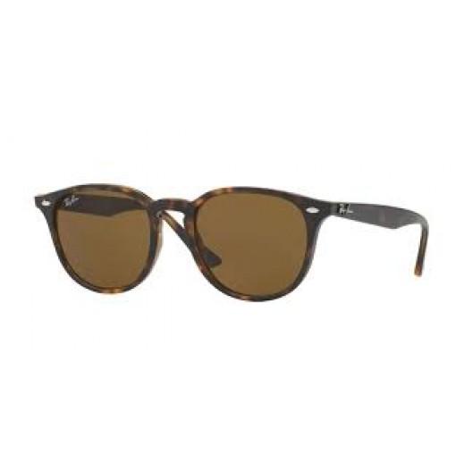 """راي بان – نظارة شمسية """"كلاسيك"""" لكلا الجنسين موديل RBN 4259تركواز / بني مقاس 51 ملم"""