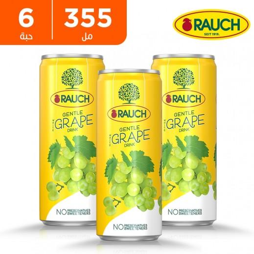 راوخ - عصير عنب أبيض 330 مل ( 5 + 1 مجاناً )