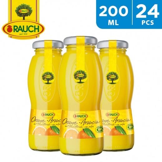 راوخ - عصير لب البرتقال 24 × 200 مل