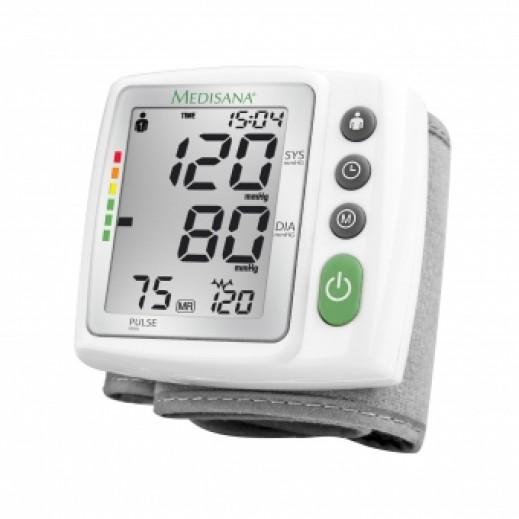 ميديسانا - جهاز قياس ضغط الدم من خلال المعصم BW 315