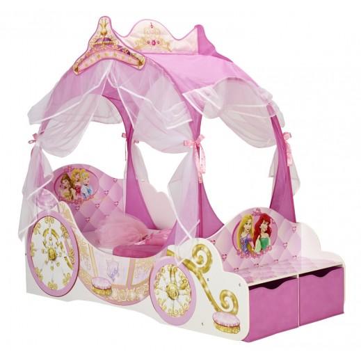 سرير أطفال بتصميم حافلة ديزني - يتم التوصيل بواسطة تابي جروب خلال 2 أيام عمل
