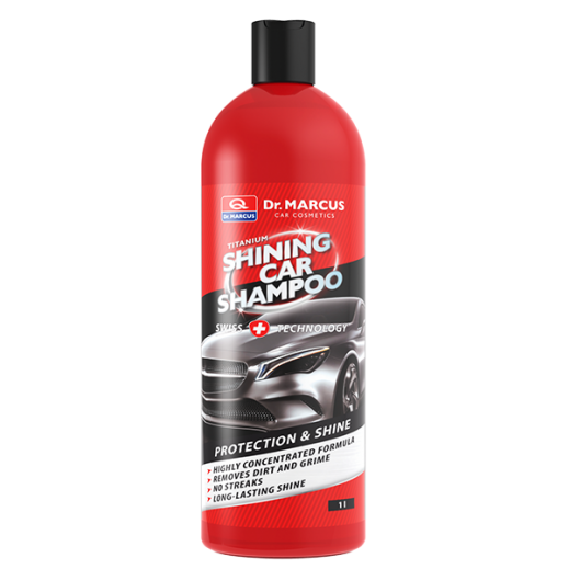 د. ماركوس – تيتانيوم شامبو لتنظيف السيارات 750 مل