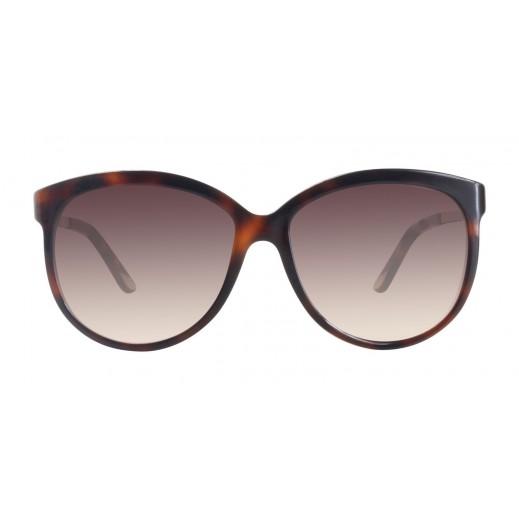 كارتير – نظارة شمسية (Double C) ذهبي للسيدات  - يتم التوصيل بواسطة Waleed Optics