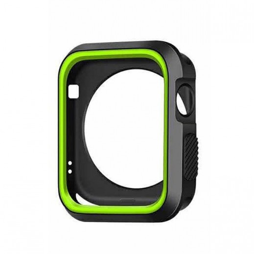 Classic Watchband Case for Apple watch 42mm - Green