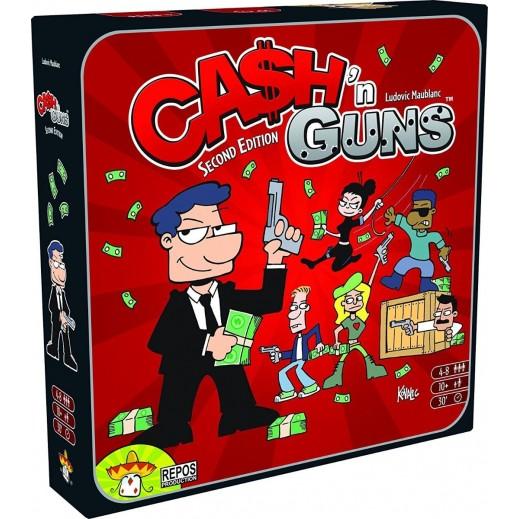 لعبة Cash'n Guns