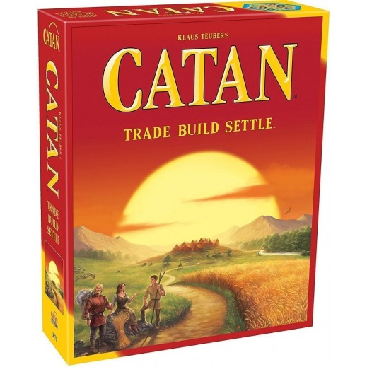 لعبة Catan