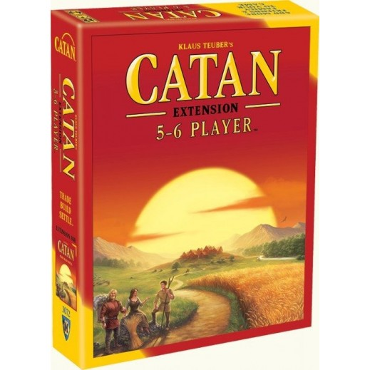 لعبة Catan Extension