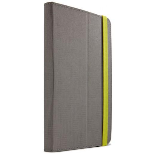 كيس لوجيك – غطاء تابلت 7 – 8 إنش قابل للطي – رمادي وأصفر