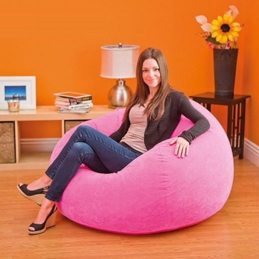إنتكس –  كرسي هوائي دائري 97 × 76 × 69 سم