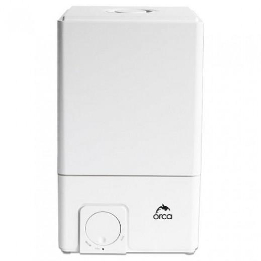 أوركا – جهاز ترطيب الهواء بالموجات فوق الصوتية سعة 4.1 لتر – أبيض