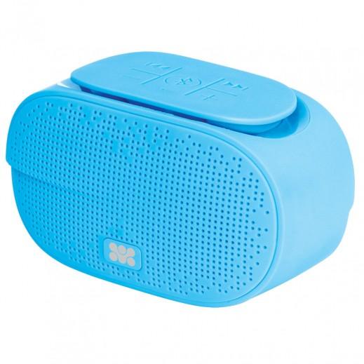 بروميت - سماعات CheerBox لاسلكية وتعمل باللمس 4.0 فولت - أحمر