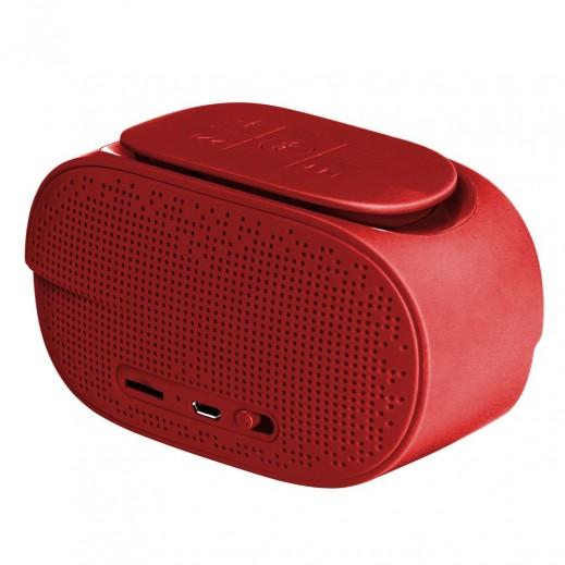 بروميت CHEERBOX سماعات لاسلكية V4.0 تحكم ممتاز باللمس - احمر ماروون