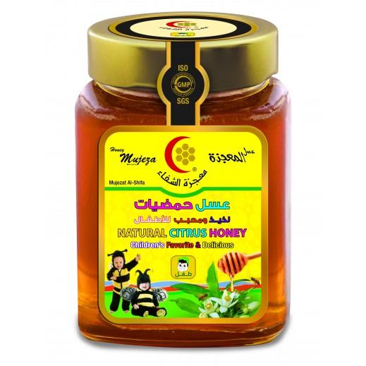 معجزة الشفاء – عسل حمضيات محبب للأطفال 600 جم