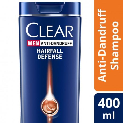 كلير - شامبو للرجال ضد القشرة حماية من تساقط الشعر 400 مل