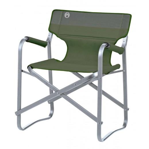 كولمان – كرسي قابل للطي وسهل الحمل - أخضر