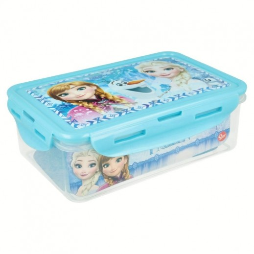 صندوق طعام مستطيل بتصميم أميرات ديزني 1.07 لتر