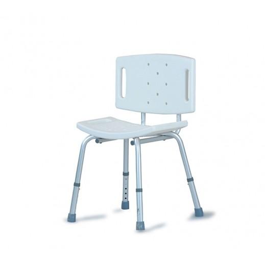 فيرتوس – كرسي استحمام ألومنيوم موديل Ca350L - يتم التوصيل بواسطة Al Essa Company