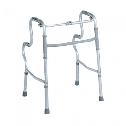 العيسى – مشاية بدون عجلات – فضي - يتم التوصيل بواسطة التوصيل بعد يومين عمل  بواسطة العيسى