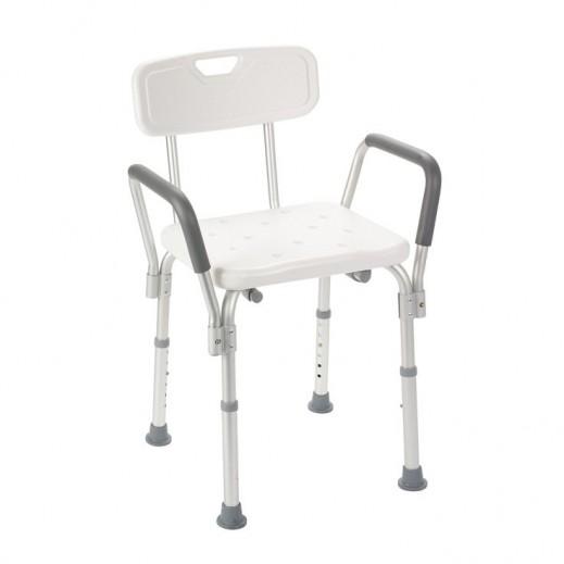 فيرتوس – كرسي استحمام بمسند لمعصم اليد والظهر  موديل Ca355L - يتم التوصيل بواسطة التوصيل بعد يومين عمل  بواسطة العيسى
