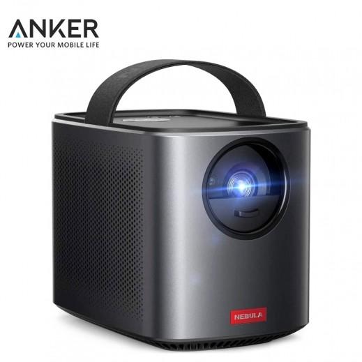 أنكر - جهازعرض بروجكتور صغير Nebula Mars II Pro - أسود