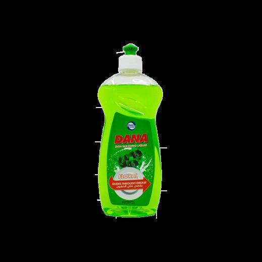 دانا - سائل غسيل الصحون برائحة الورد 500 مل