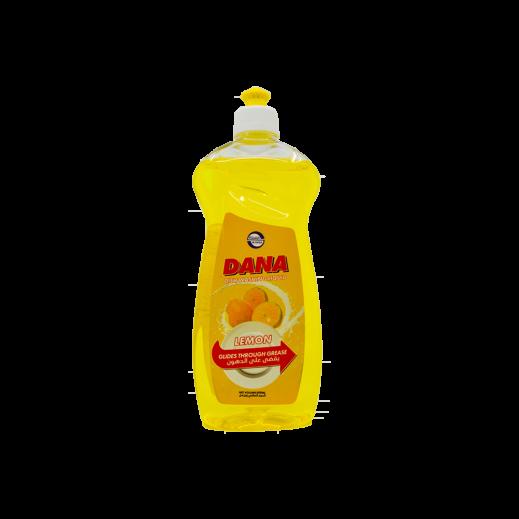 دانا - سائل غسيل الصحون برائحة الليمون 1 لتر