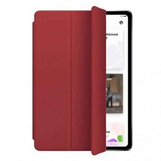 ديفيا – غطاء مغناطيسى لجهاز ايباد برو11بوصة (2018) - احمر