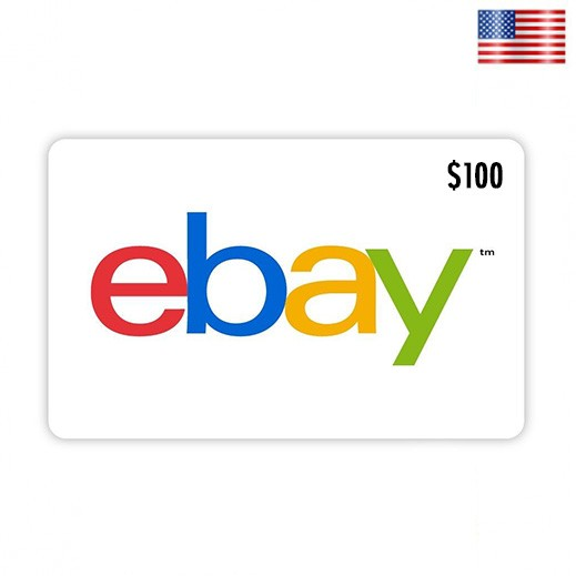 100$ eBay Gift Card (Email Delivery)