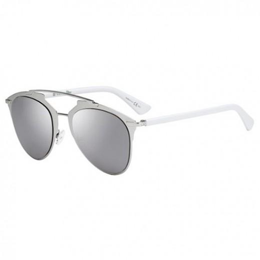 كريستيان ديور – نظارة شمسية للسيدات - أبيض  - يتم التوصيل بواسطة Waleed Optics
