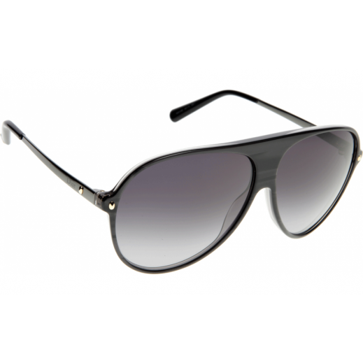 735ff2159 كريستيان ديور – نظارة شمسية للرجال - أسود/ رمادي - يتم التوصيل بواسطة  Waleed Optics