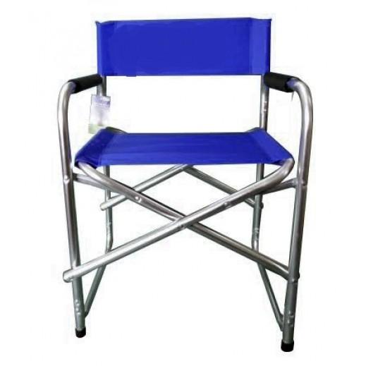 كولومبوس – كرسي الرحلات القابل للطي – أزرق