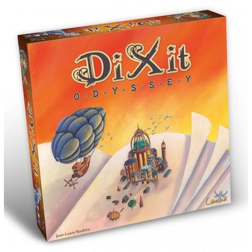لعبة (Dixit Odyssey ( Base Game