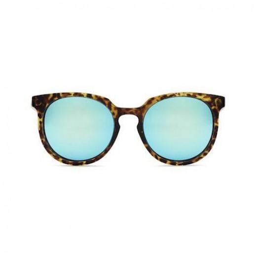 """نظارة كوى استراليا """"دونت تشانج"""" – أزرق فيروزي 55 مم (QUA1115) - يتم التوصيل بواسطة Lenoor Crown"""