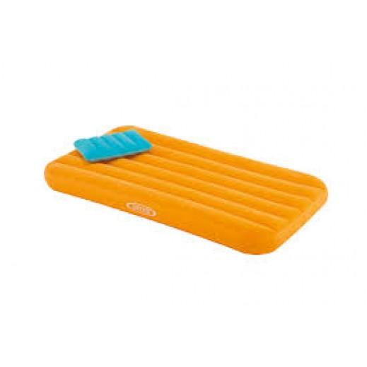 إنتكس – سرير هوائي للأطفال (3- 10 سنوات) - برتقالي