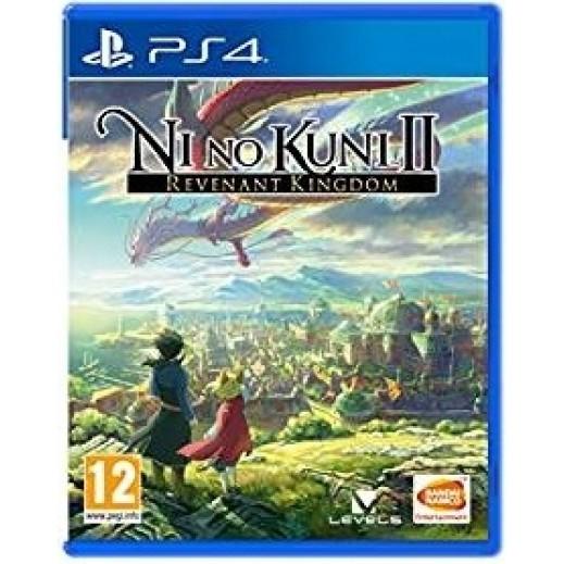 لعبة Ni no Kuni II - Revenant Kingdom لجهاز بلاي ستيشن 4 – نظام  PAL