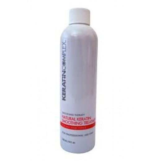 كيراتين كومبليكس – مستحضر كيراتين طبيعي لتمليس الشعر 236 مل