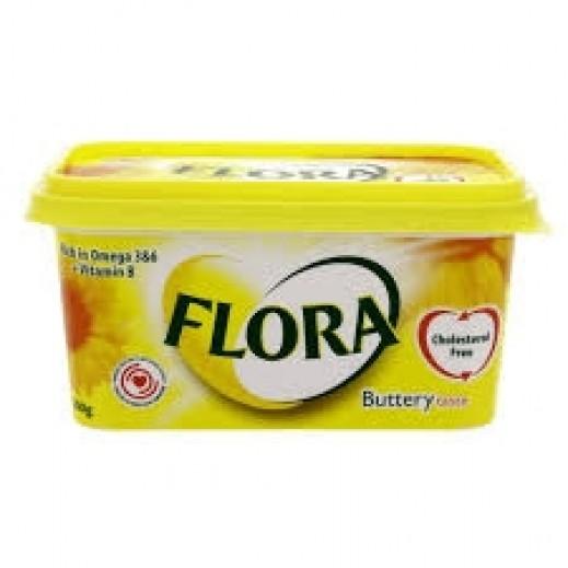 فلورا - مارجرين بطعم الزبدة 250 جم