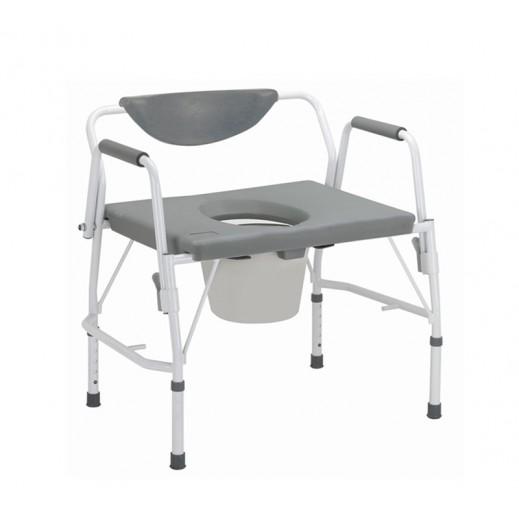درايف - كرسي المرحاض للاوزان الثقيله  - يتم التوصيل بواسطة Al Essa Company