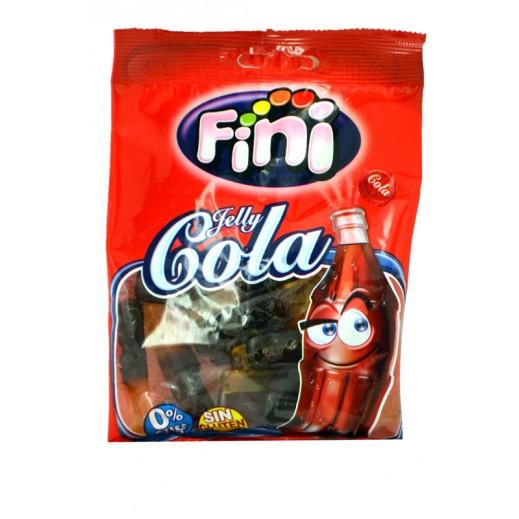 فيني - حلوى جيلي كولا خالية من الكوليسترول 100 جم