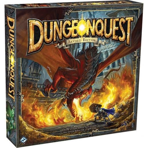 لعبة Dungeon Quest: Revised Edition