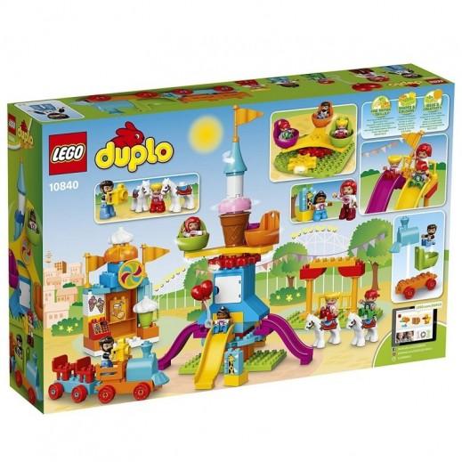 ليغو دوبلو لعبة الحديقة الكبيرة